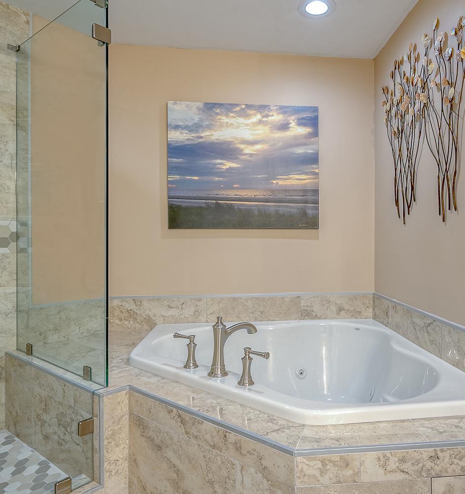 Bath Jacuzzi Tub Remodel