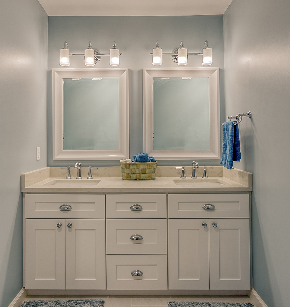 Bath Remodel - Vanity