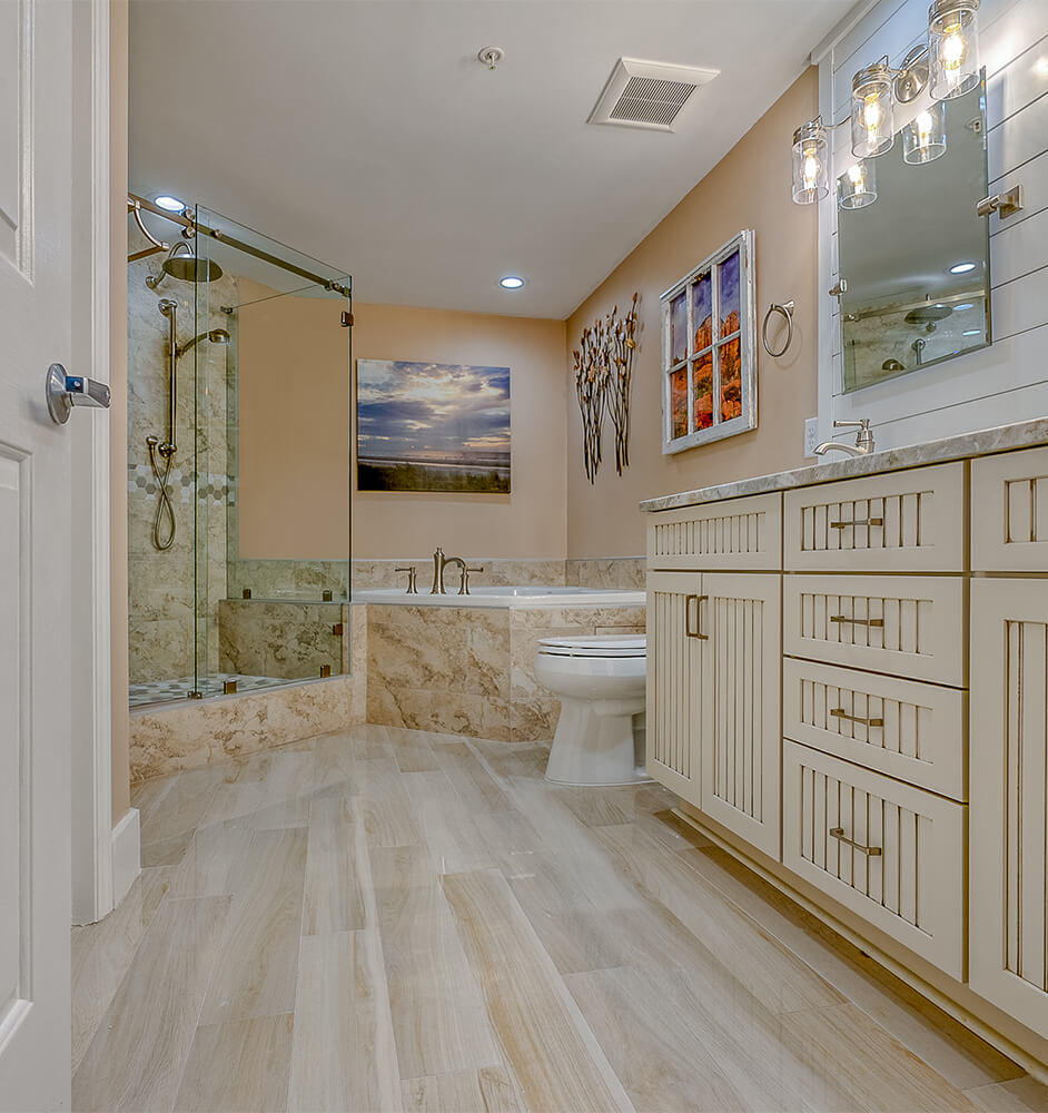 Bath Remodel - After