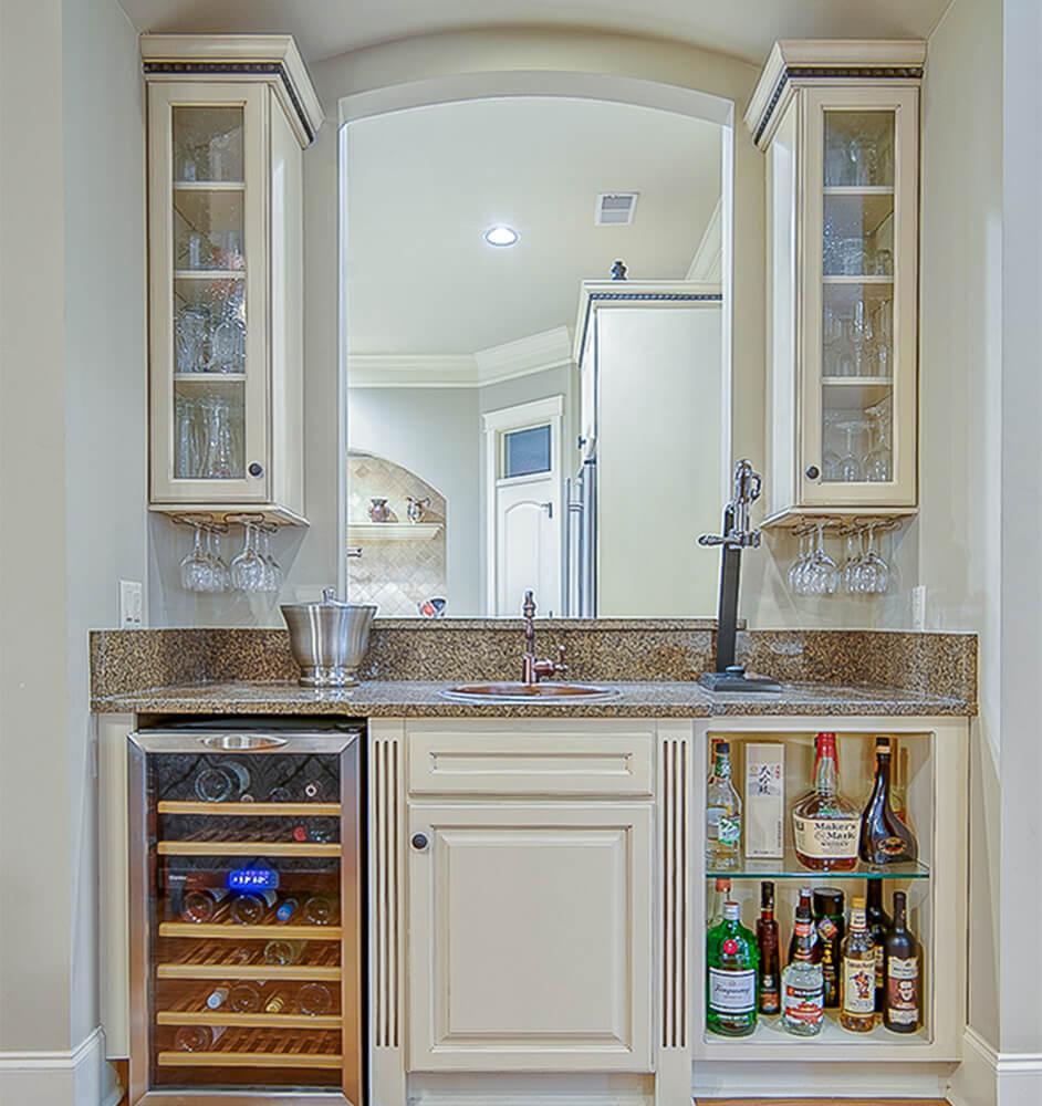 15 Day Kitchen & Bath - Bar Remodel