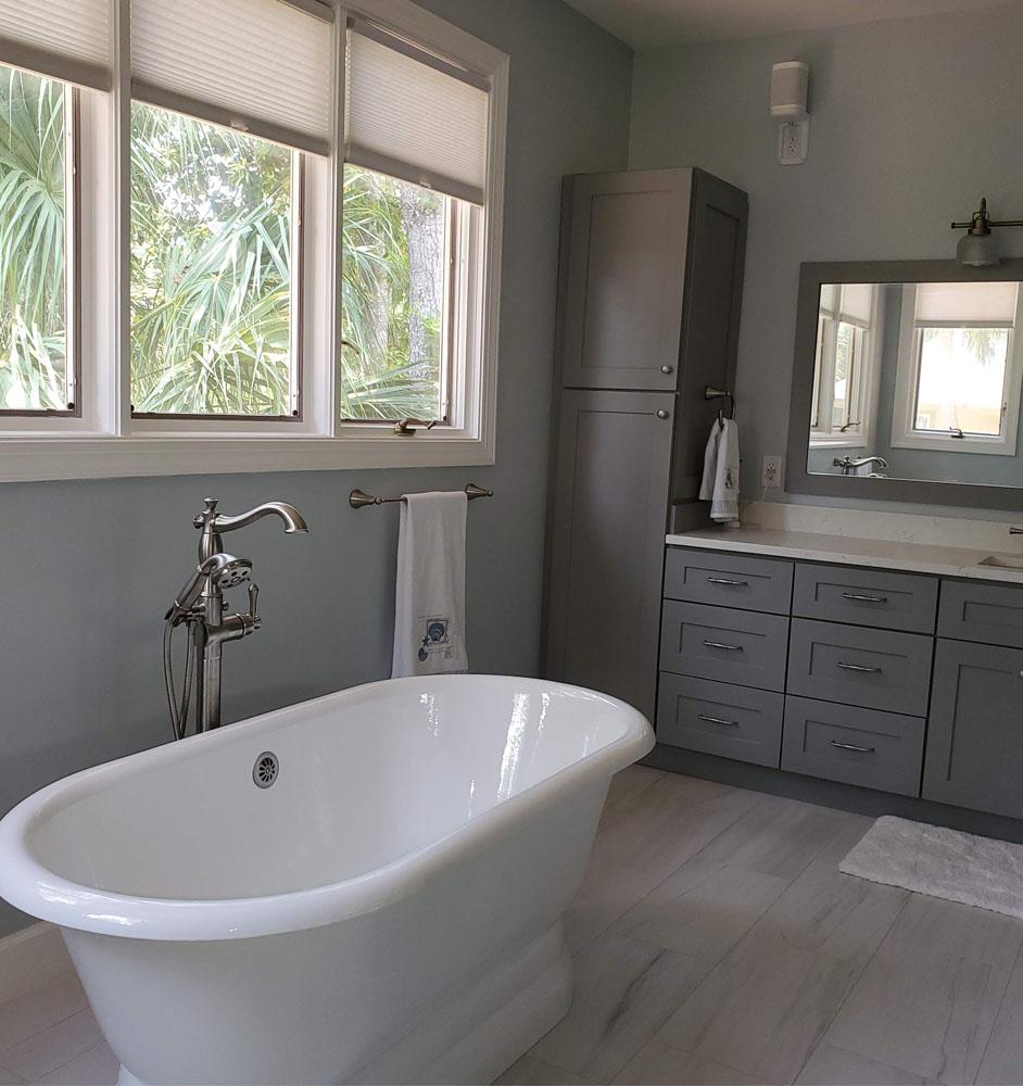 Heath Court Bathroom Remodel